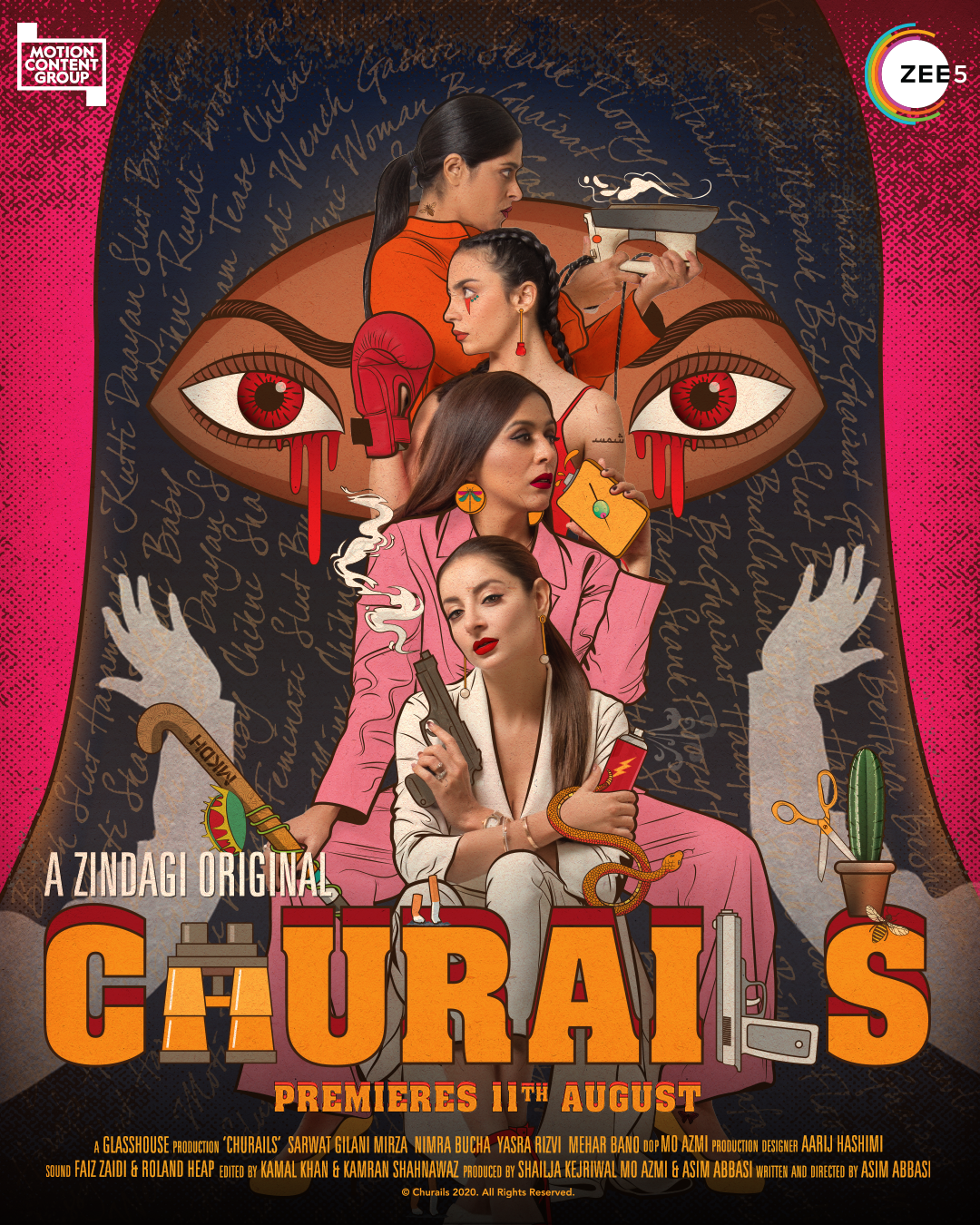 Churails on Zee5: Episode 01 to Episode 04 Review: A Funny Tale of ...