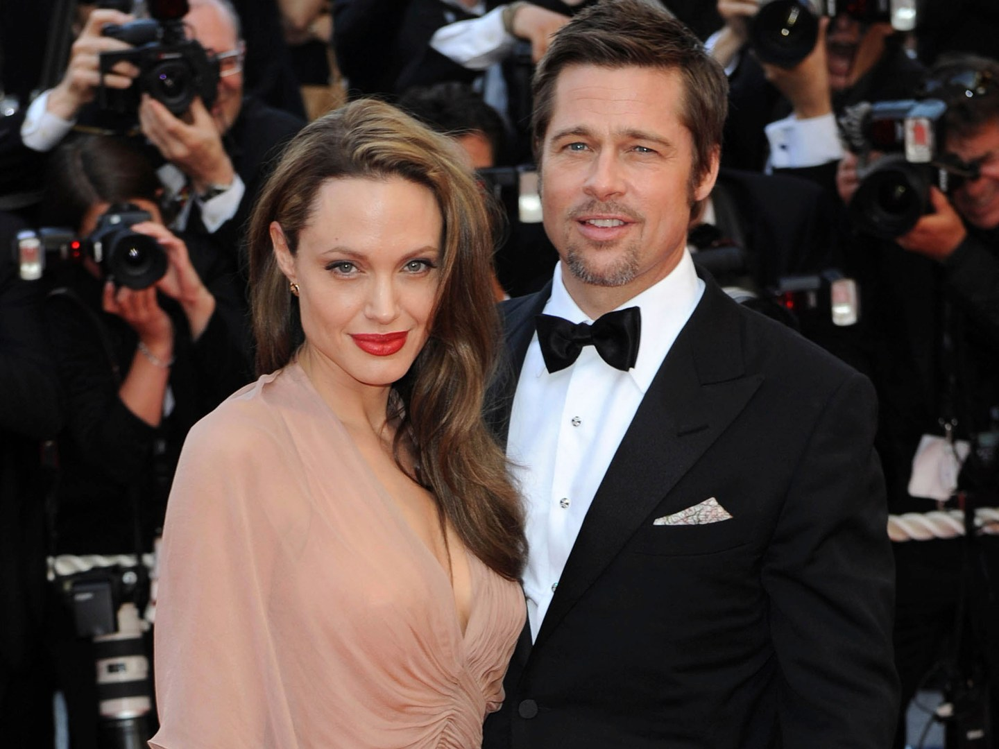 Will Brad Pitt, Angelina Jolie Clear the Air Between Them? Latter's Godmother Thinks So - The Brown Identity