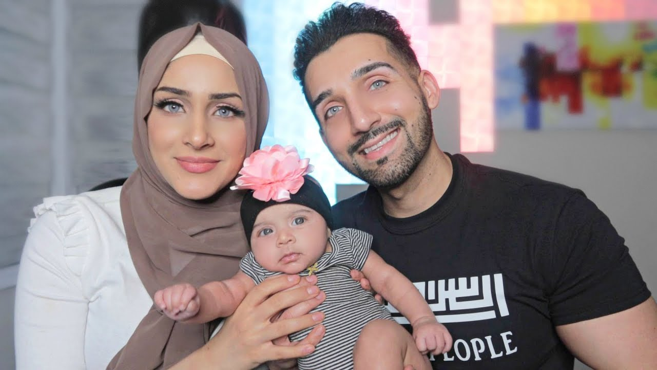 Youtube Sensation Sham Idrees Reveals 10 Year Old Daughter From Previous Marriage The Brown Identity